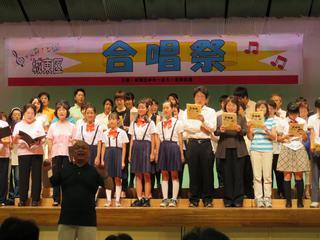 城東区合唱祭