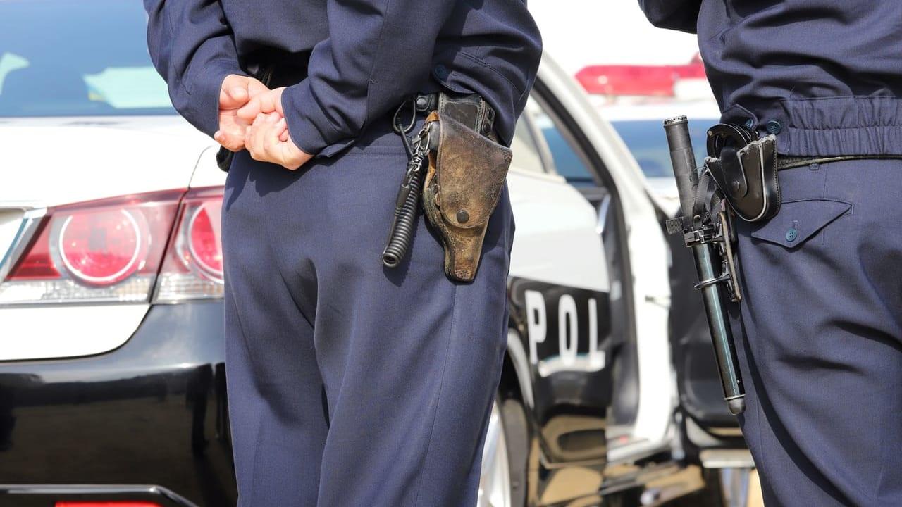 警察官イメージ