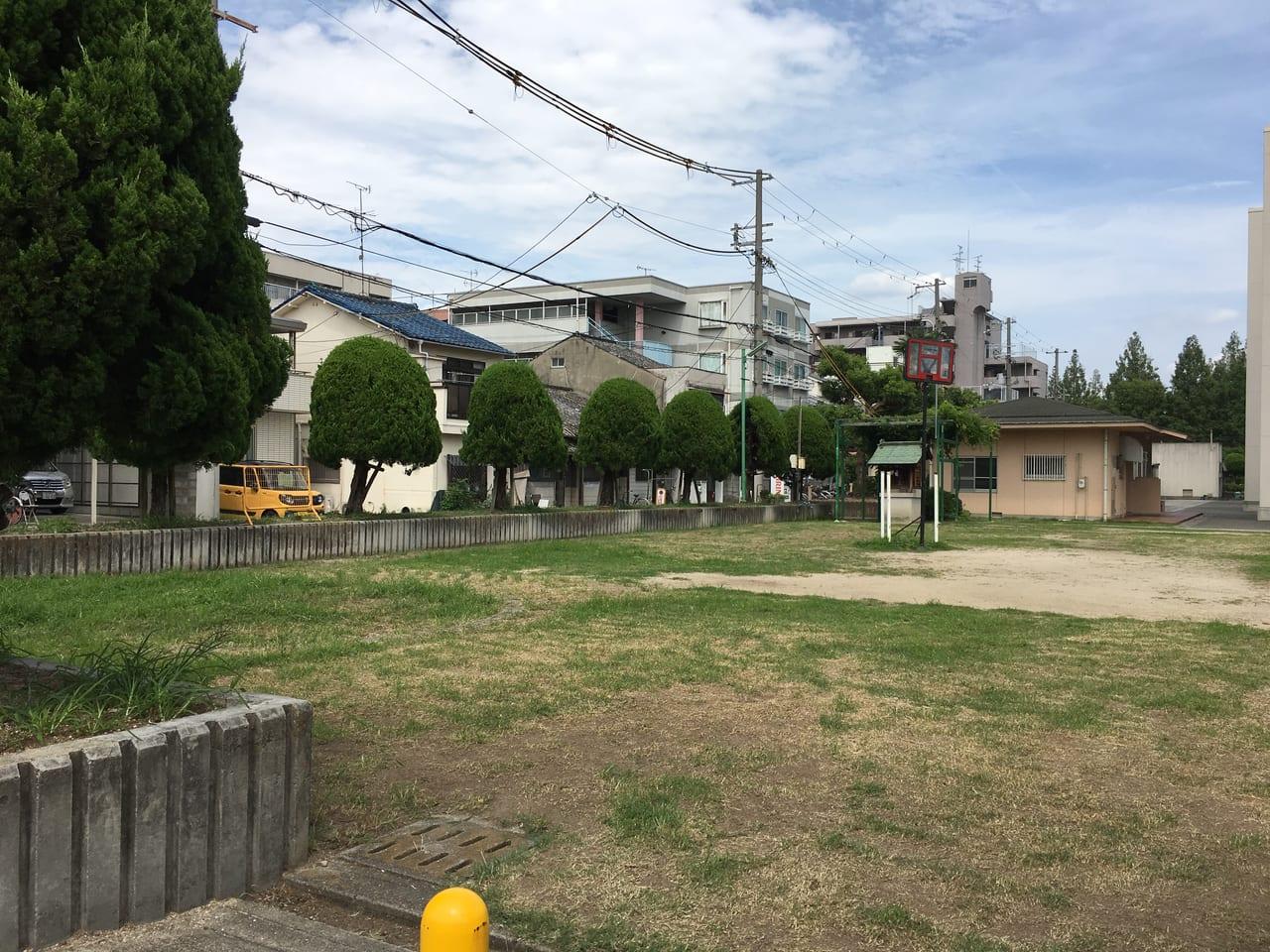 市営緑住宅公園